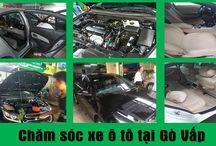 Chăm sóc xe ô tô tại Gò Vấp