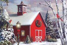 Christmas all over