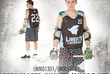 Men's Lacrosse / Check out our customized spiritwear and uniforms that are as tough as you. We've got everything you need to step your game up. #Lacrosse #lax #athlete #fitness #uniforms #sports #TeamAres