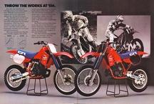 HONDA CR125R 1985