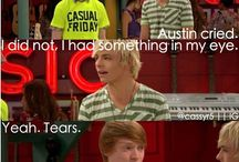 austin and ally humor