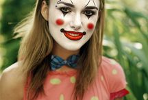 Colourful Clowns / by Maggie Hugs