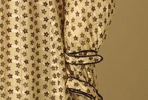 1820's Fabrics