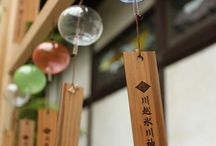 Japanese wind chime