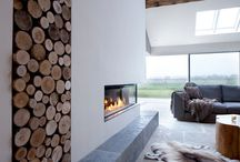 Scandi / Natural stone in a Scandinavian inspired setting.