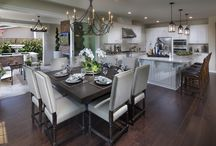 Lennar SoCal Dining Spaces / Make your dining room beautiful!