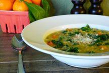 Soup Season / Soup. It's always in season!