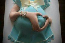 tartas embarazadas