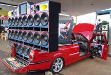 """Tuning, Cars / Visit my site """"The Ribeira Valley"""" http://www.ovaledoribeira.com.br/ / by Camilo Aparecido"""