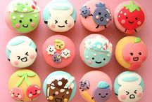 Cute Cupcakes / Warning: Looking at this board - may make you very hungry..