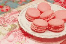Macarons & Merengues / Inspiration, recipes and tutorials for creating these pretty, sweet little French delicacies for chic soirees or gifts.