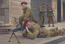 WWII British Paratroops