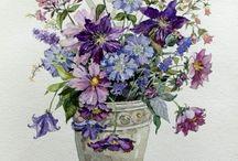 Allerlei bloemen