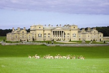 uk - halls, stately homes, manor houses / Historic houses of britain
