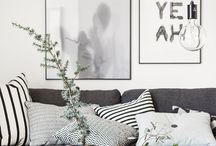 Interior Inspiration / Home Sweet home