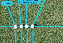 Golf / Les petits trucs pour améliorer sa technique au Golf.
