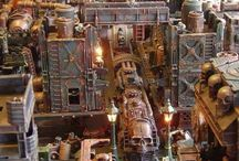 warhammer 40k buildings