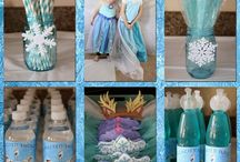 Frozen Party Ideas / by PackageFromSanta.com