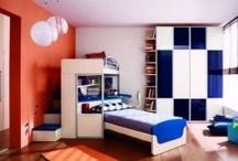 kids room / by Greer Blair