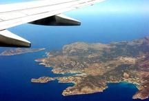 Mallorca ✈ desde el avión / by mar y roc