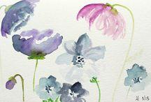 {DIY} Watercolor for Beginners