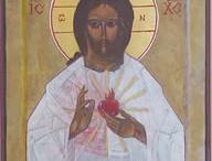 Sacred Heart of Jesus / by Scott Medlock