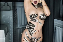 Lady Gaga - David LaChapelle