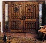 アンティーク風玄関ドア