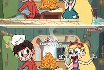 Star vs The Forces Of Evil.....