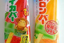 Japanese Ice Cream & Popsicles