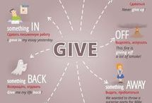 phrases with give