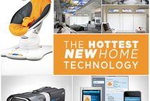 Technology For Homes / Technology For Homes