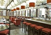 Favorite Places & Spaces / Favorite Restaurants, Wine Bars and Websites