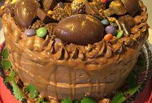 Kaker og desserter jeg har laget