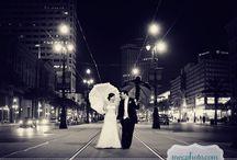 Weddings in New Orleans / Plan the destination wedding of your dreams in New Orleans! #NewOrleans #DestinationWedding #NOLAWedding