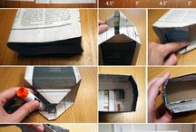 clever paper-crafting ideas / by Jeremy Steinmetz