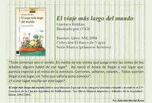 LIBROS / Gabriela Mariel Arias