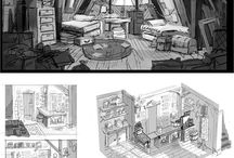 Interior - Concepts