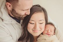 Newborn Photography | Waukesha, WI / Newborn Portrait inspiration for new parents in the Lake Country Wisconsin area, including images by Kara Reese Photography.