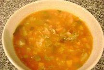sopa é uma delícia