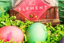 All Things Spring / After the winter, spring is such a burst of color.  / by ELEMENT Snacks