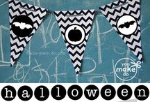 All Hallows' Eve... / Halloween decor and food / by Jessica Benhart