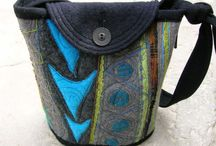 Bags - Felted