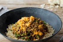 Vegetarian dishes / Whether you're after Meat-free Monday ideas or just fancy a delicious vegetarian meal, we have just the recipes for you! #HSmag