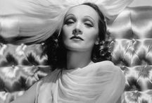 People: Marlene Dietrich / by Elle