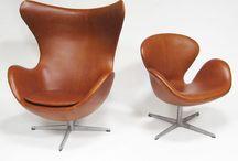 Furniture /Arne Jacobsen / Furniture designed by Arne jacobsen
