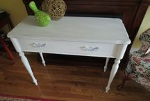 My Milk Paint Projects / Loving Milk Paint and all the amazing things I can do with it.