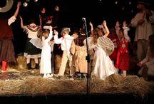 teatrzyki uroczystości przedszkolne