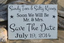 Save the Date-Wedding