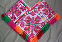 Mexican Textiles / by Kaye Kimberling